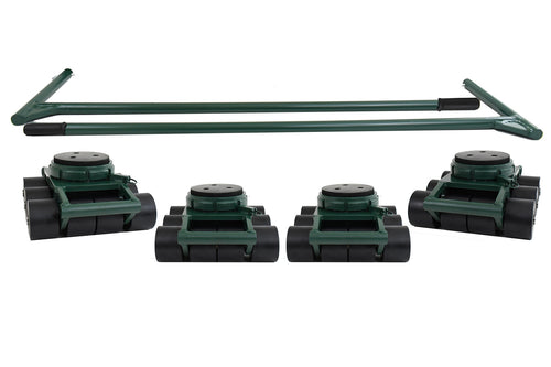 Bull Dolly Sets | Machinery Moving Dollies
