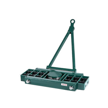 Hilman Tri-Glide 3 Point Load Moving Individual Front Dollies, 30 Ton, Poly Wheels
