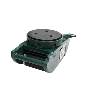 Hilman Nyton 2 Ton Swivel Locking Padded Top Heavy Duty Rollers with Floor Protection