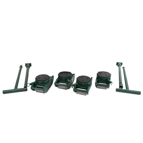 Hilman FT Series Sets 30 Ton Swivel Locking Padded Top