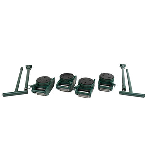 FT Series Sets | 30 Ton Swivel Locking Padded