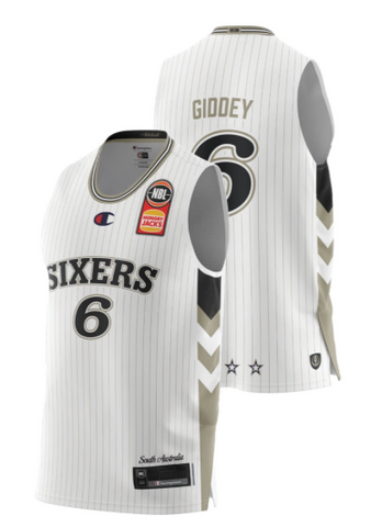 Adelaide 36ers 2021 Authentic Away Youth Jersey - Josh Giddey