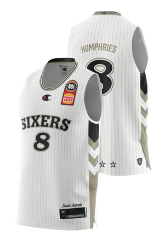 Adelaide 36ers 2021 Authentic Away Youth Jersey - Isaac Humphries