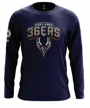 Adelaide 36ers Long Sleeve T-Shirt