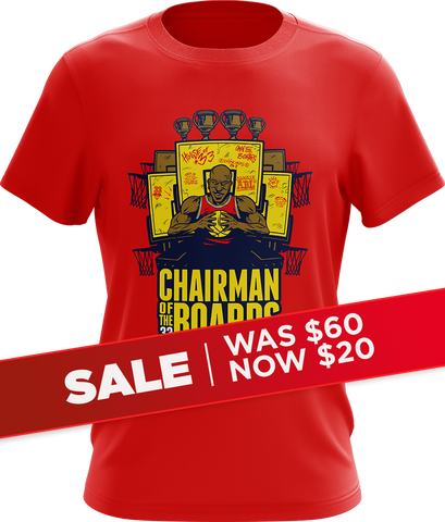 Chairman of the Boards - LIMITED EDITION