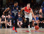 2019/20 Adelaide 36ers Game Worn Home Jersey - Ramone Moore