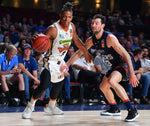 2019/20 Adelaide 36ers Game Worn Home Jersey - Kevin White
