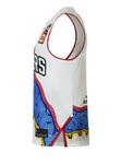 Adelaide 36ers 2019/20 Authentic Youth Indigenous Round Jersey - Adelaide 36ers