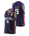 Adelaide 36ers 2021 Authentic Home Youth Jersey - Josh Giddey - Pre Order - Adelaide 36ers