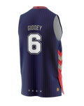 Adelaide 36ers 2021 Authentic Home Youth Jersey - Josh Giddey - Adelaide 36ers