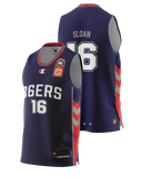Adelaide 36ers 2021 Authentic Home Youth Jersey - Donald Sloan - Pre Order - Adelaide 36ers