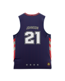 Adelaide 36ers 2021 Authentic Home Youth Jersey - Daniel Johnson - Adelaide 36ers
