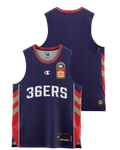 Adelaide 36ers 2021 Authentic Home Infant Jersey - Adelaide 36ers