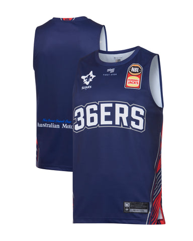 2019/20 Adelaide 36ers Authentic Home Jersey