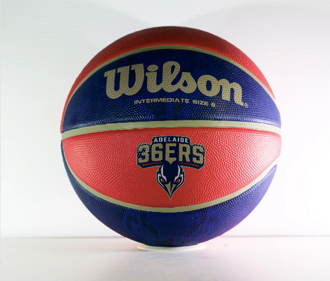 Size 7 Wilson Adelaide 36ers Basketball - Adelaide 36ers