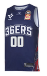 2019/20 Adelaide 36ers Authentic Home Jersey - Daniel Dillon - Adelaide 36ers