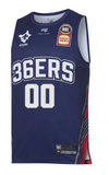 2019/20 Adelaide 36ers Authentic Home Jersey - Kevin White