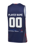 2019/20 Adelaide 36ers Authentic Home Jersey - Kevin White - Adelaide 36ers