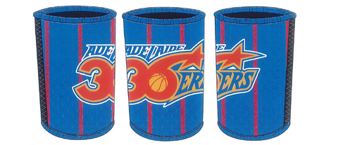 Adelaide 36ers Stubby Holder - Retro Themed - Adelaide 36ers