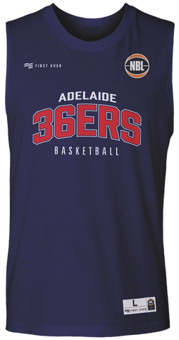 2018/19 Women's Lifestyle Tank - Adelaide 36ers