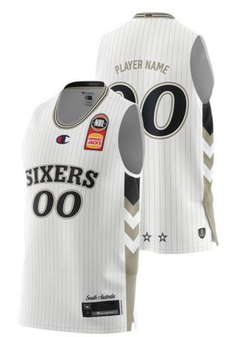 Adelaide 36ers 2021 Authentic Away Jersey - Daniel Johnson