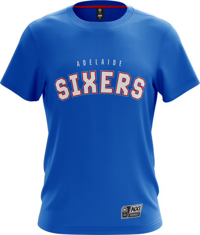 Blue Sixers Youth T-Shirt - Adelaide 36ers