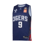 2019/20 Adelaide 36ers Authentic Youth Home Jersey - Jack McVeigh