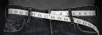 how to measure your waist for a belt