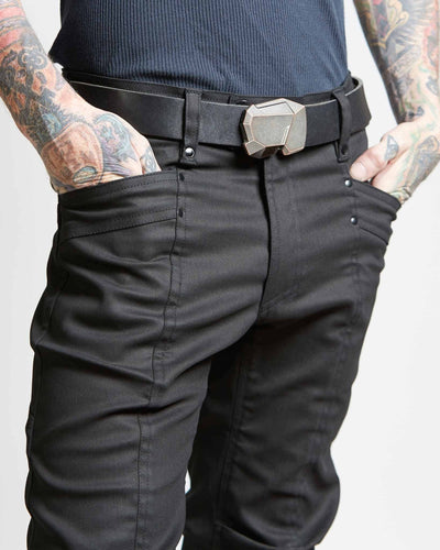 The pants featured are the Foundation MKI from our friends at Crisiswear