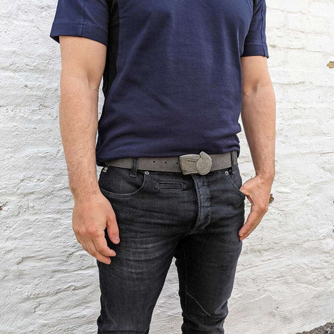 wear the sundial belt with a nice pair of vintage jeans and a tshirt