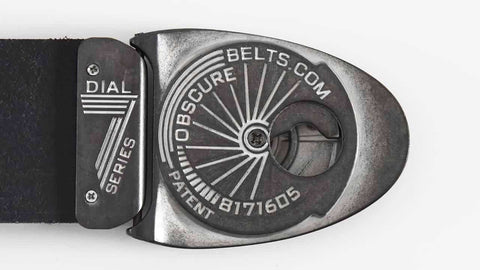 add a stylish design to the back of the buckle. this is a unique quality leather belt for jeans