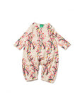 Winter Blossom Jumpsuit