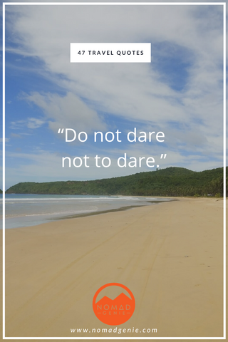 Do Not Dare Not To Dare