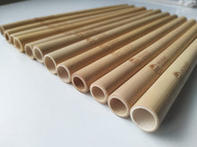 Load image into Gallery viewer, NG Bamboo Straws Pack of 12 - Nomad Genie