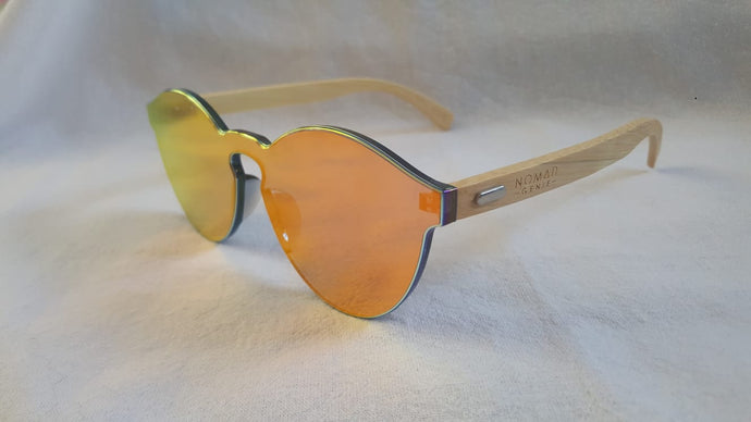 NG Profile Bamboo Sunglasses