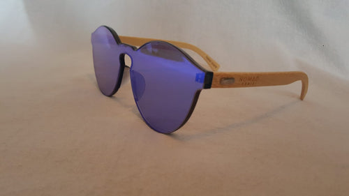 NG Profile Bamboo Sunglasses - Nomad Genie
