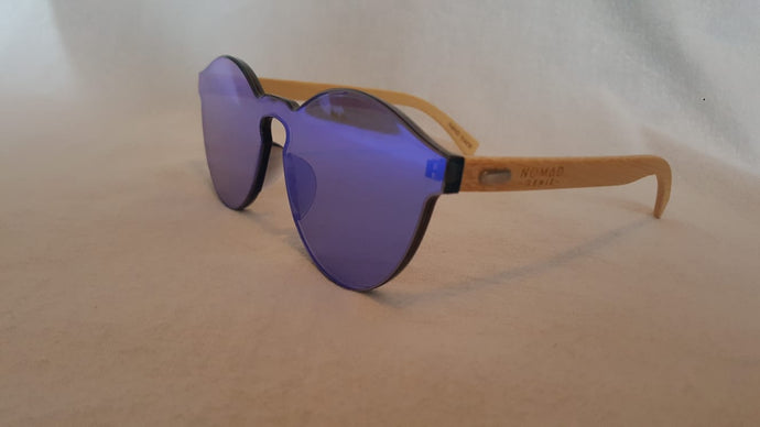 Profile Bamboo Sunglasses