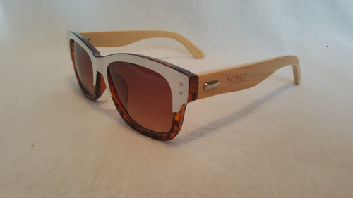 NG Deville Bamboo Sunglasses - Nomad Genie