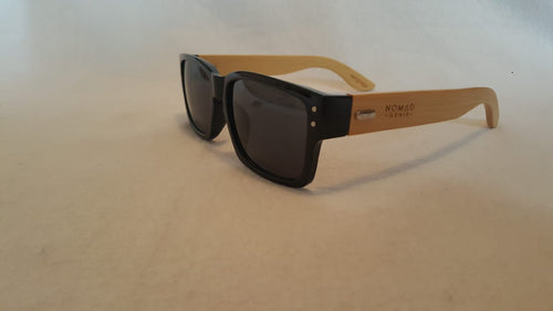 NG Sleekies Bamboo Sunglasses - Nomad Genie