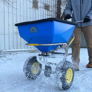 ERGO-PRO SPY100-1S 100# ICE MELT WINTER SPREADER (x1)