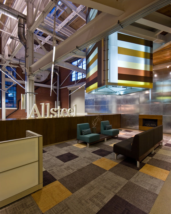 Project Archive: Allsteel 2006