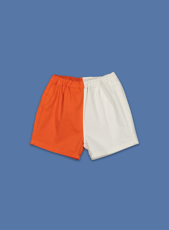 Two tone Shorts
