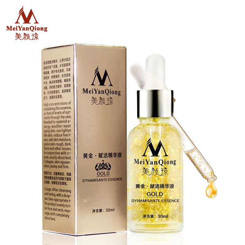 Skin Care Pure 24K Gold Essence Day Cream Anti Wrinkle