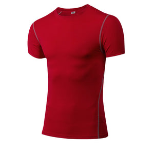 Men's Compression Short Sleeve T-Shirts