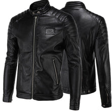 High Demand! New Leather Jackets Mens Fashion Coat/ All Occasion