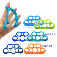 Finger Resistance Training Rubber Bands