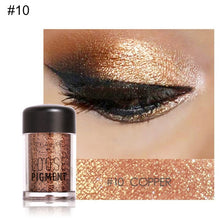 Glitter Loose Powder Makeup Brighten Pigment Shimmer Eye Cosmetic
