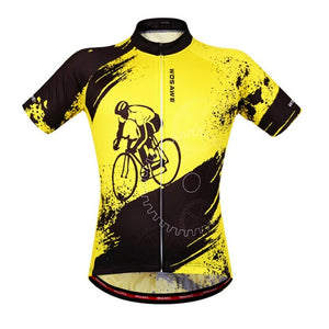 Quick Dry Outdoor Sports Bicycle Clothing