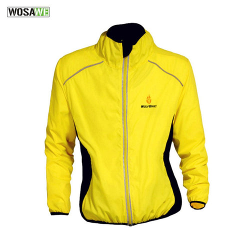 WOSAWE Autumn and Winter Windbreaker/ Cycling Jacket