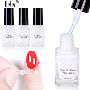 Peel Off Liquid Tape/Polish Protector